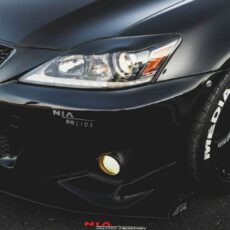 lexus is eyelid body kit