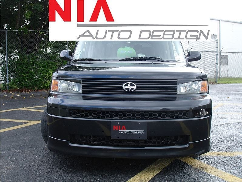 Scion Xd Eyelids Body Kit Splitters