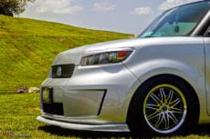 2008 2009 2010 scion xb front splitter lip kit