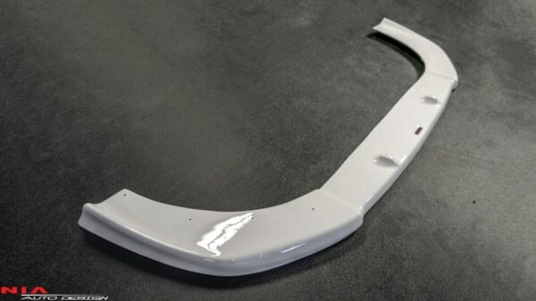 scion tc 2011 front splitter lip body kit scion tc ground effects lip kit