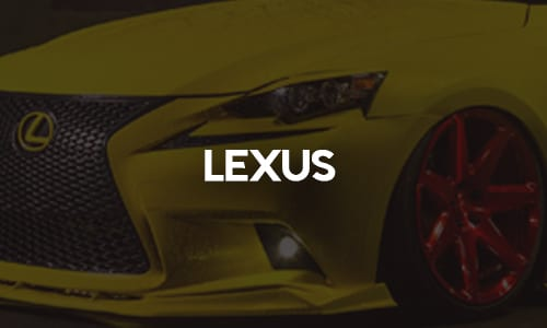 LEXUS NIA BODY KITS SPLITTERS SIDE SKIRTS REAR SPATS