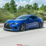 nia Estribos Laterales lexus rcf rc-f side difusores splitter lips 2015 2016 2017 2018