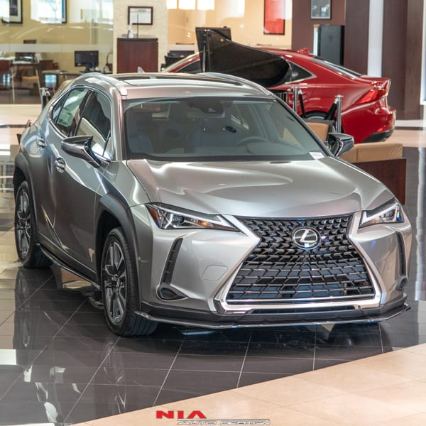Lexus UX Front NIA Splitter Lip Body Kit 2019+
