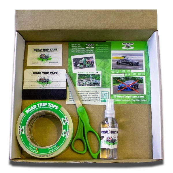 Road Trip Tape Add To Cart Special Offer NIA Customers